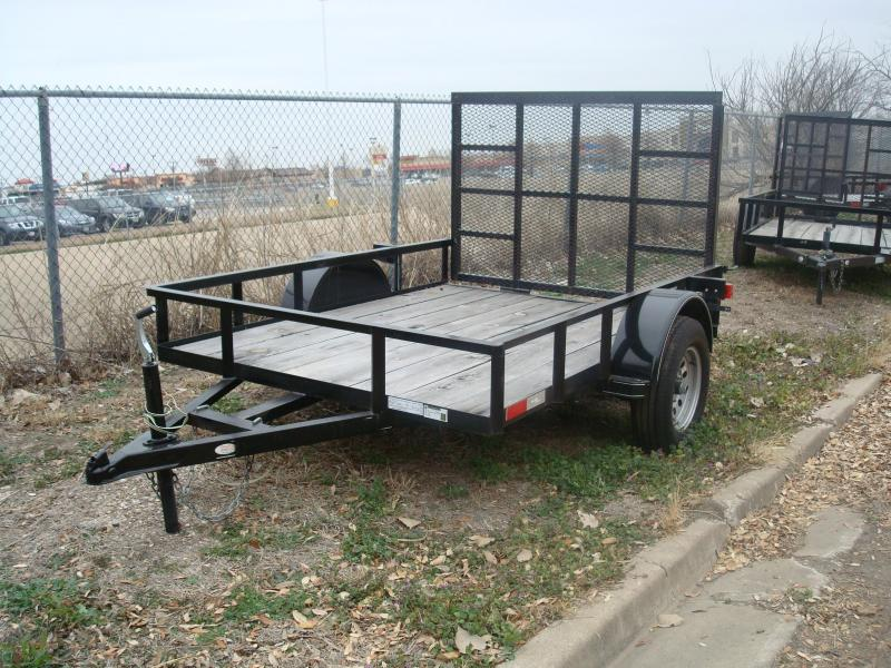 2018 Salvation Trailers 6X8 Utility Trailer