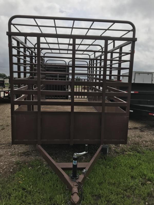 2019 Salvation 16 livestock Utility Trailer in Ashburn, VA