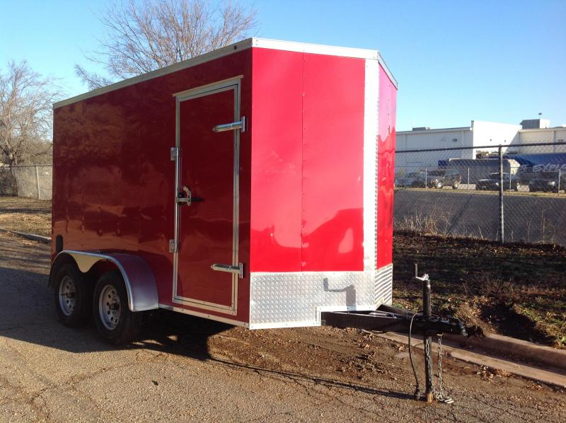 2019 Salvation Trailers 6x12 Enclosed Cargo Trailer in Ashburn, VA