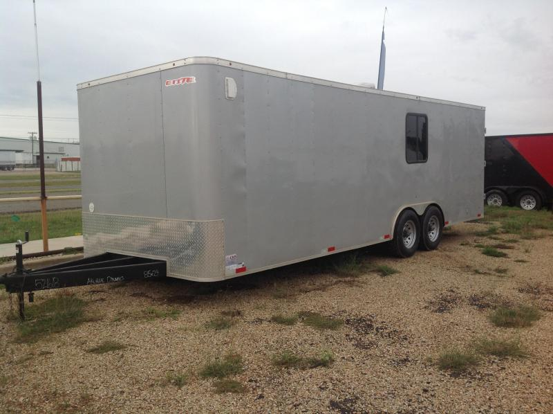 2018 Salvation Trailers 8.5x24 Equipment Trailer in Ashburn, VA