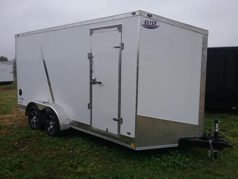 2019 Stealth Trailers Titan 7x16 (12 Additional Height) Enclosed Cargo Trailer
