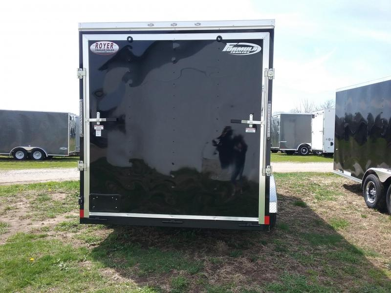 2020 Formula Trailers 7x16 Enclosed Cargo Trailer *HAIL DAMAGED-CALL FOR DISCOUNT PRICING*