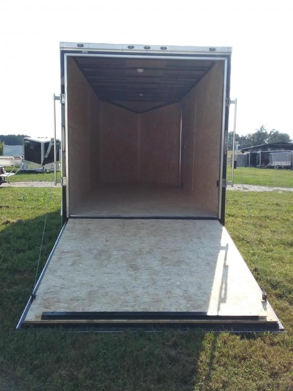 "2019 Stealth Trailers Titan 7x16 ""12 Series Enclosed Cargo Trailer"