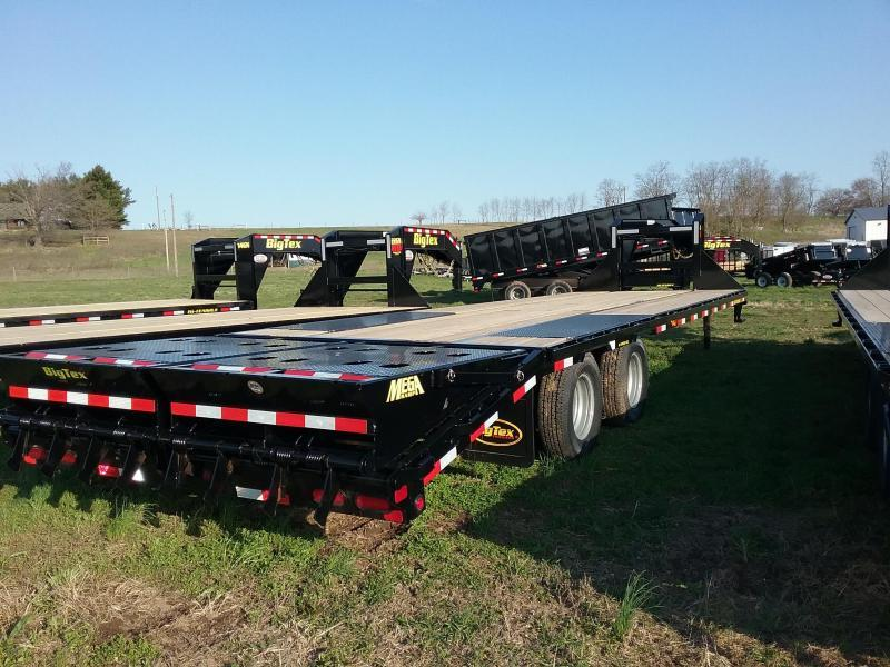 22GN 25 plus 5 Gooseneck Trailer