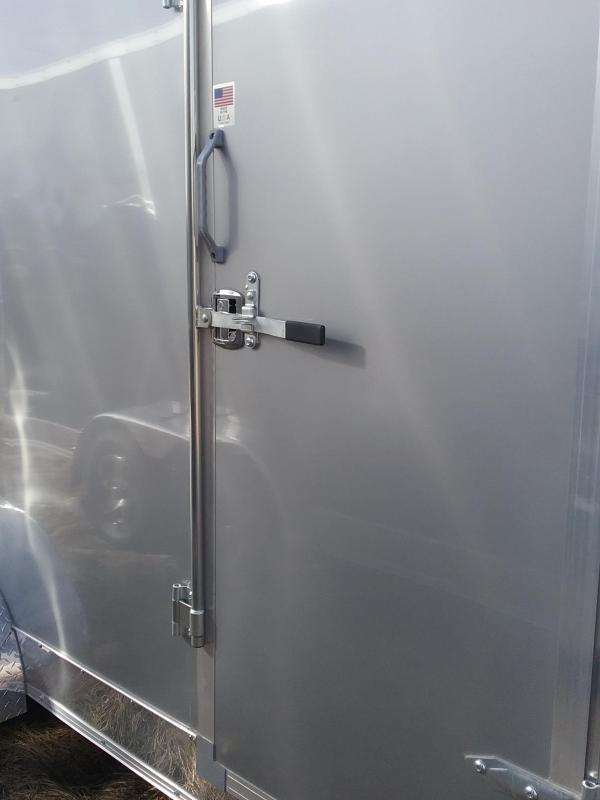 """7x16 (+12"""" Additional Height) Stealth Titan Enclosed Cargo Trailer with 5200# axles and Flash Package"""