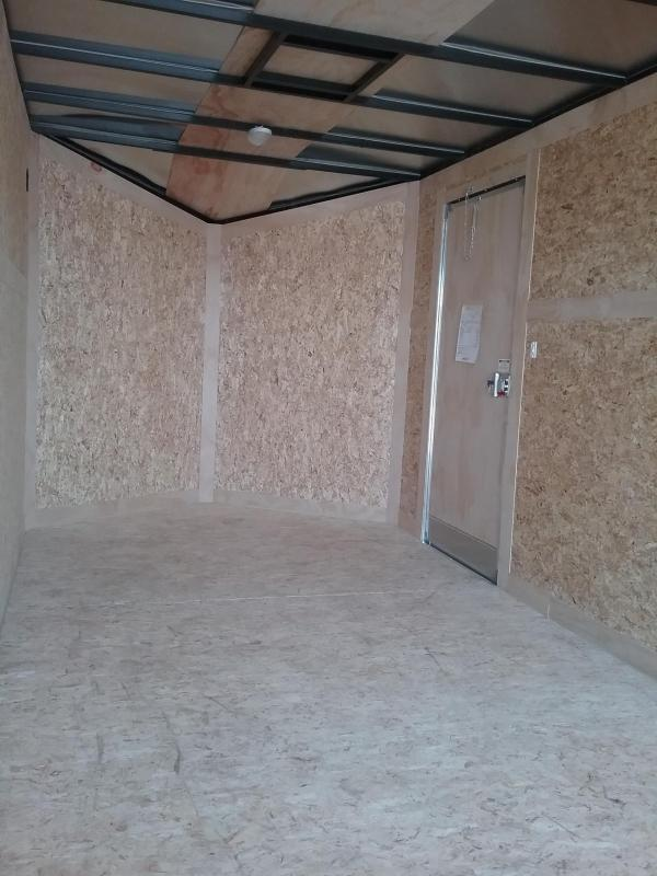 """7X14  (+6"""" Additional Height) 2019 Stealth Titan Enclosed Cargo Trailer"""
