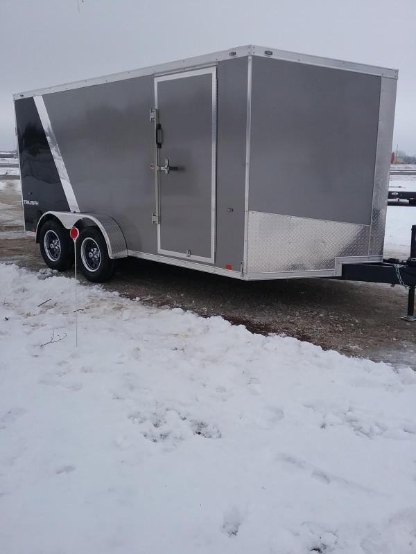 7x14 Formula Triumph Enclosed Cargo Trailer in Ashburn, VA