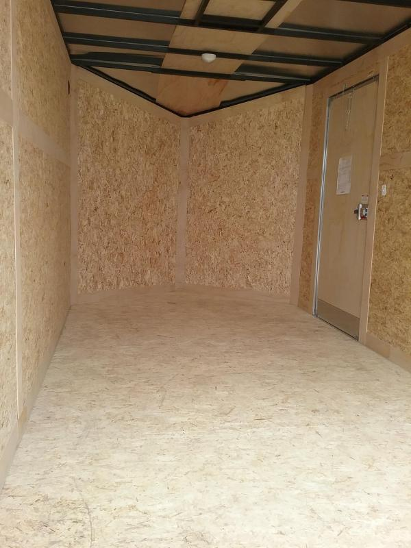 "7x14(+6"" Additional Height) Stealth Titan Enclosed Cargo Trailer"