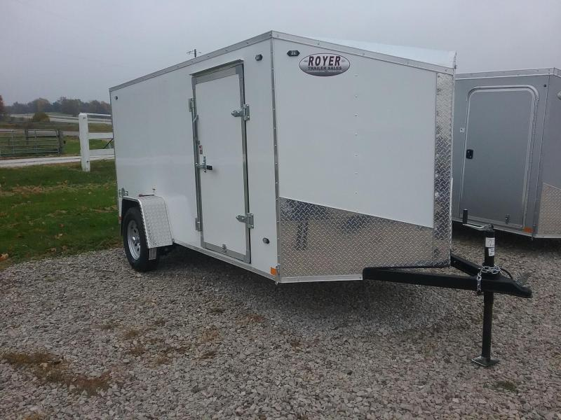 2019 Stealth Trailers Mustang 6x12 Enclosed Cargo Trailer