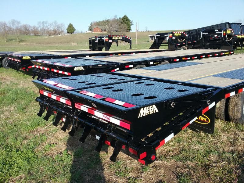 22GN 28 Plus 5 Big Tex Gooseneck Trailer