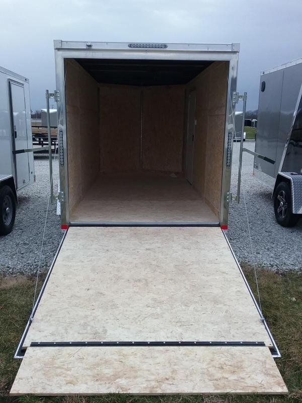 Impact 6X12 Tremor Enclosed Cargo Trailer