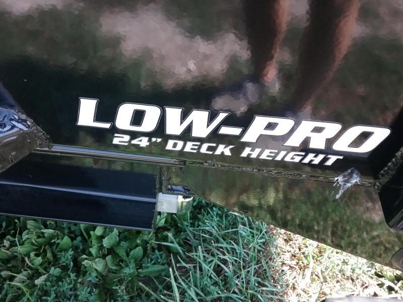 83X14 Low Pro PJ Dump Trailer