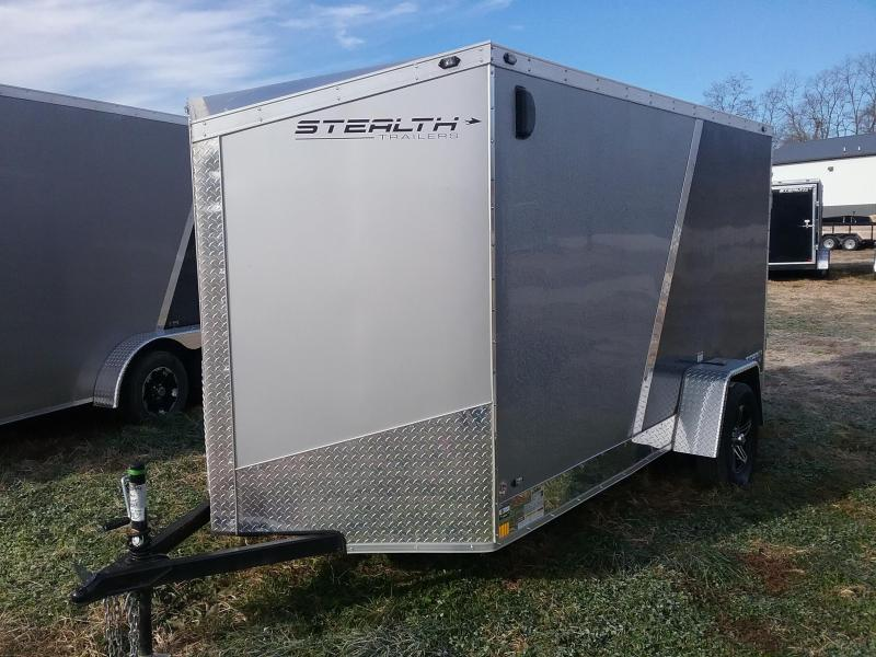 2019 Stealth Trailers Titan 6x12 Enclosed Cargo Trailer
