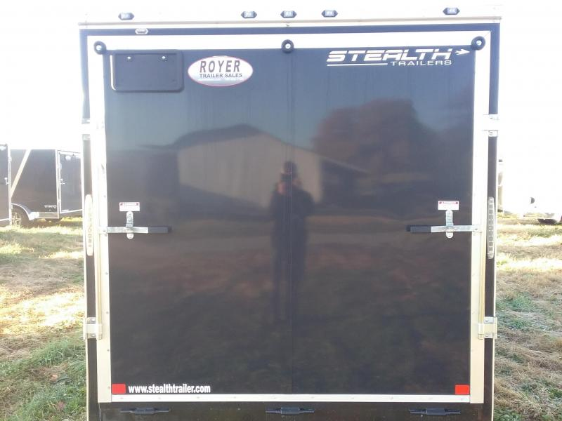 2019 Stealth Titan 7x16 (6 Additional Height) Enclosed Cargo Trailer