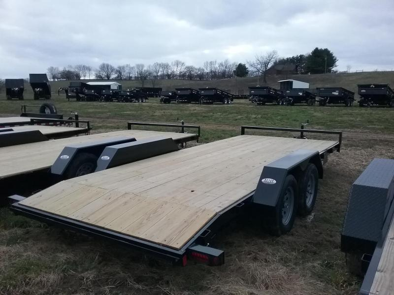 Liberty LC7K18C4 Car / Racing Trailer