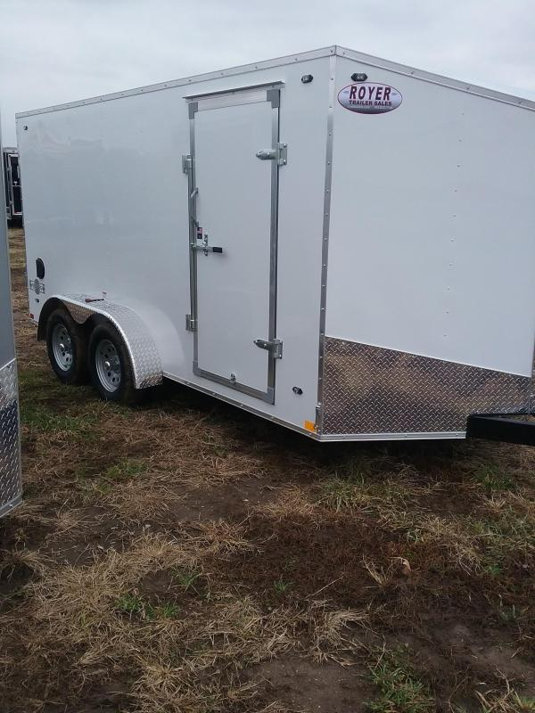 2019 Stealth 7x14 Mustang Enclosed Cargo Trailer