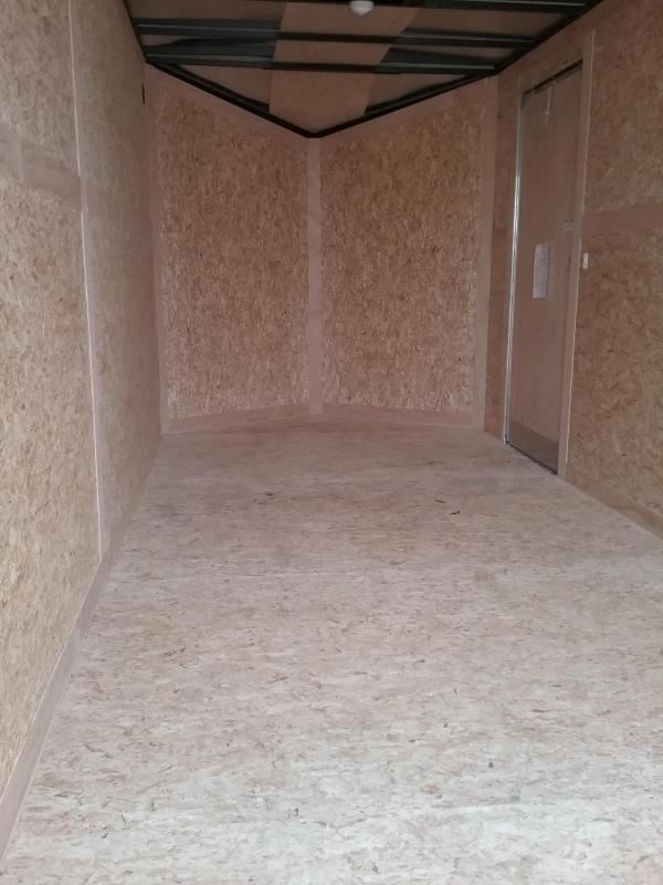 """7x16 (+12"""" Additional Height) Stealth TitanEnclosed Cargo Trailer"""