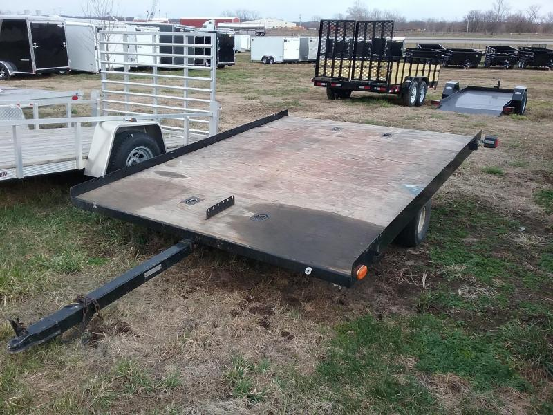 1978 Other USED SNOWMOBILE TRAILER Utility Trailer