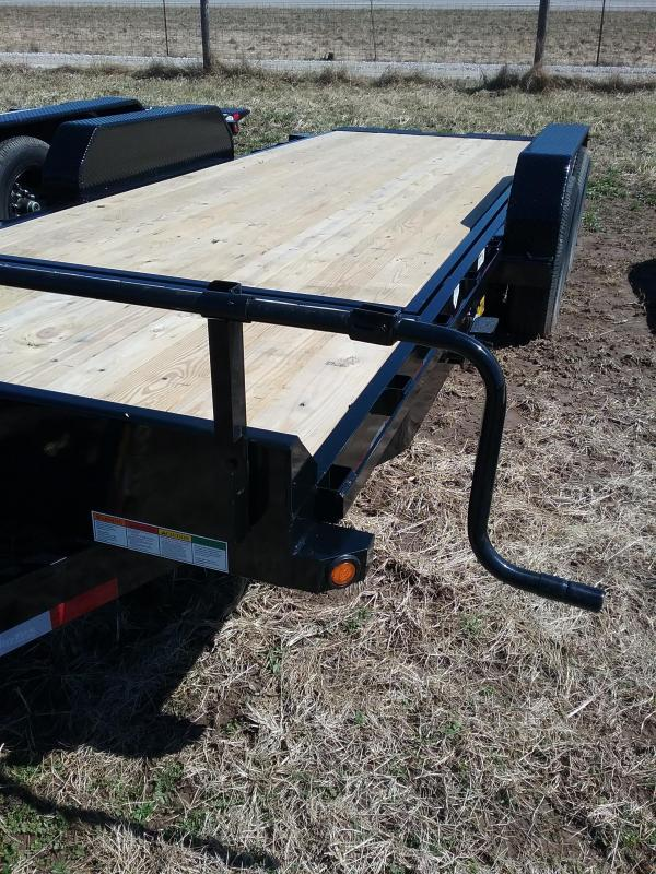 2019 Big Tex 20' Tilt Trailer