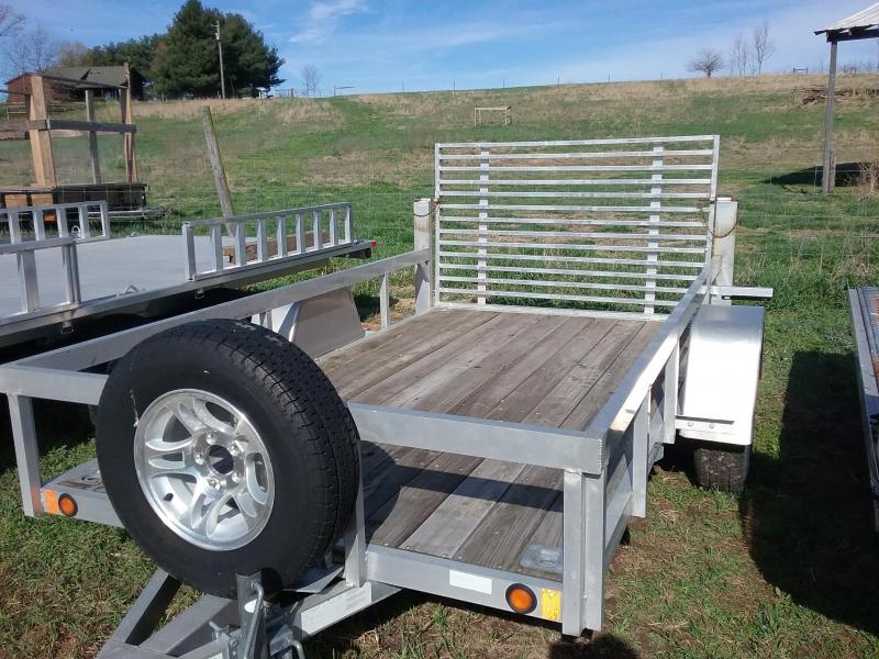 2009 Other Utility Utility Trailer