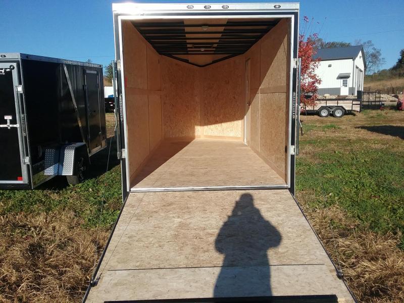 7x16 2019 Stealth Titan Enclosed Cargo Trailer