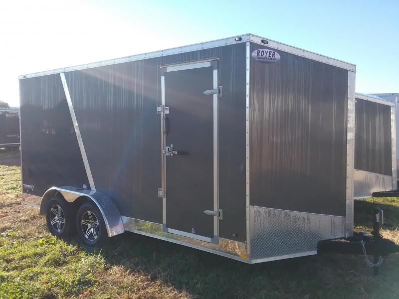 7x16 2019 Stealth Titan Enclosed Cargo Trailer