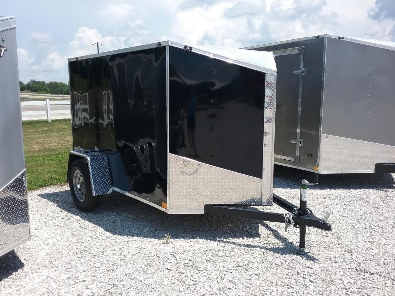 5X8 Stealth Mustang Enclosed Cargo Trailer