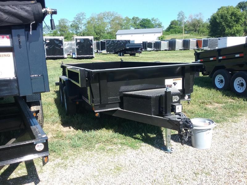 10K 6X12 Liberty Dump Trailer