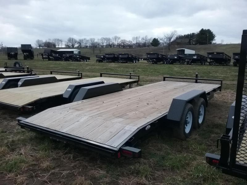 Liberty 83X20 10K Car Hauler Car / Racing Trailer