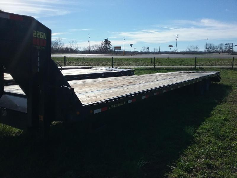 2018 Big Tex Trailers Flatbed Trailer