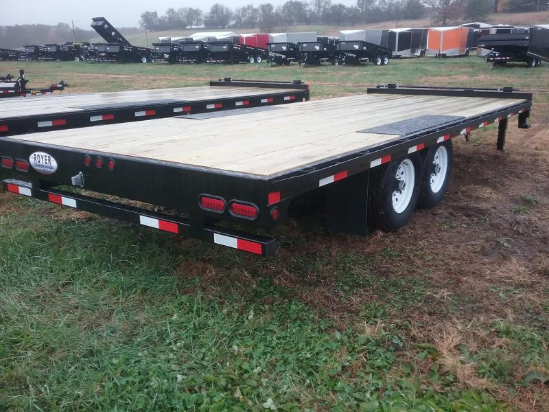 2019 Liberty 20' Deckover Flatbed
