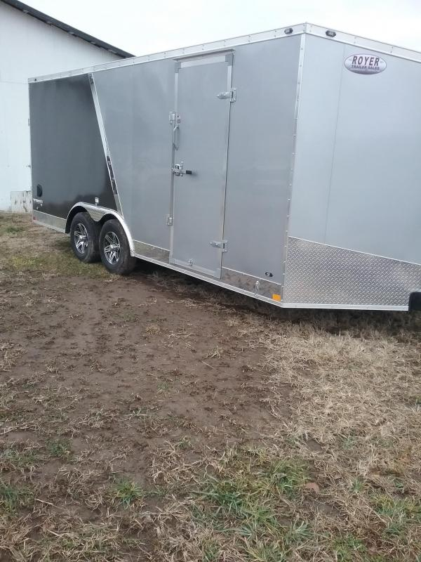 2019 Stealth Trailers 8.5x18 Titan Enclosed Cargo Trailer