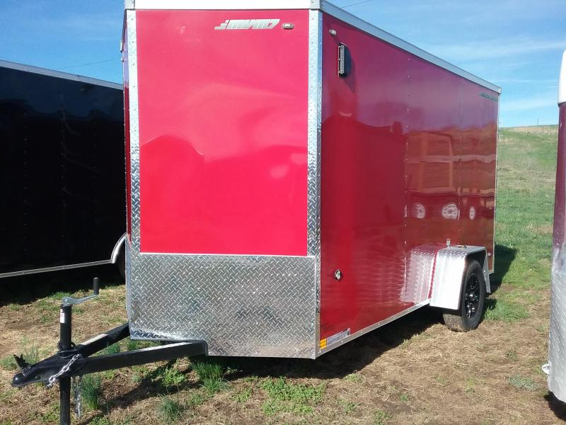 2018 MVM7 6x12 Enclosed Enclosed Cargo Trailer in Ashburn, VA
