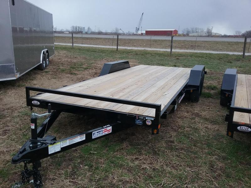 Liberty LC10K20C5 Car / Racing Trailer