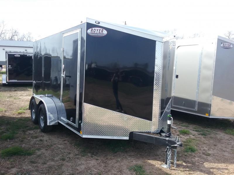Stealth 7X12 Titan Enclosed Cargo Trailer