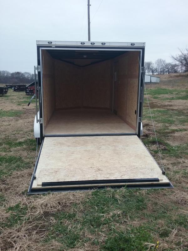 2019 Stealth Titan 7x12 Enclosed Cargo Trailer