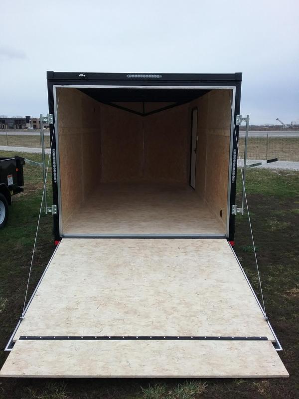 Impact 7X14 Tremor Enclosed Cargo Trailer