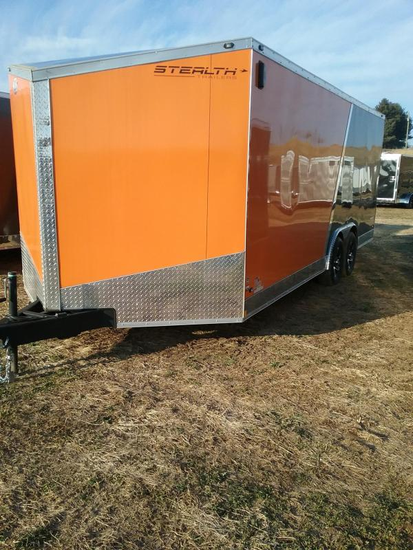 2018 Stealth Trailers 8.5x20 Titan Enclosed Cargo Trailer