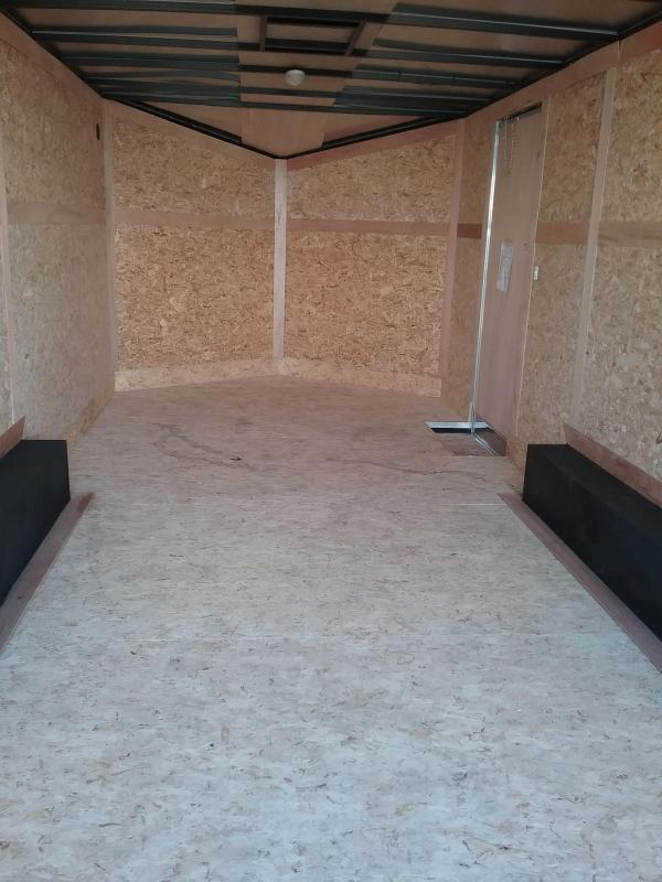 2019 Stealth 8.5x18 Titan Enclosed Cargo Trailer