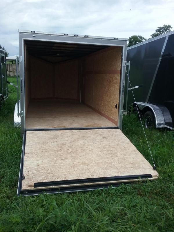 7X16 Stealth Mustang Enclosed Cargo Trailer