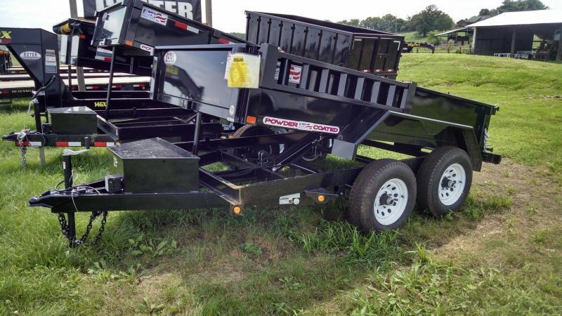 Liberty 6x10 10k Dump Trailer