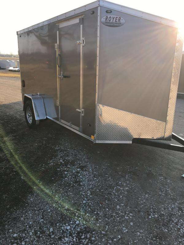 2019 Stealth 6X12 Titan Enclosed Cargo Trailer