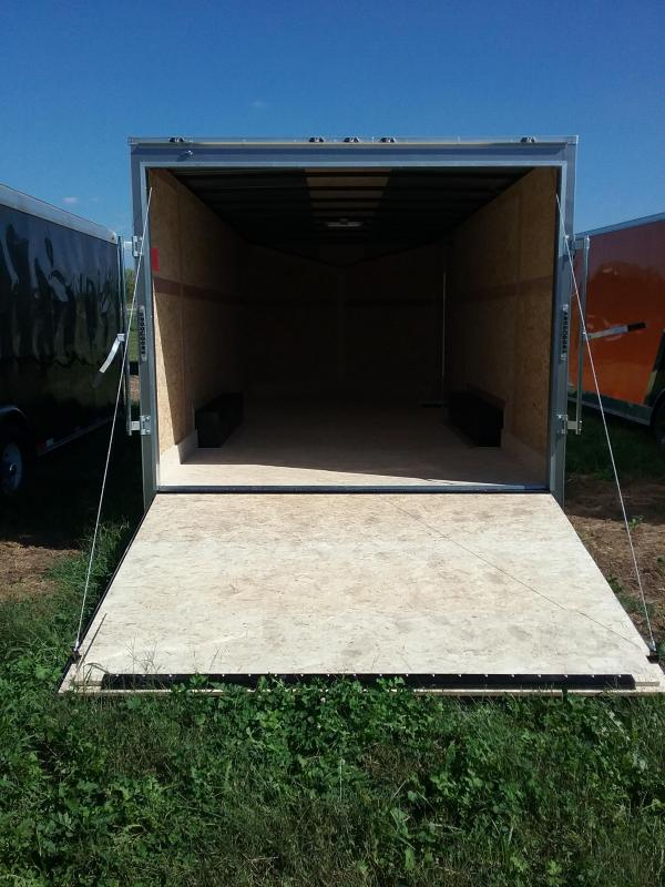 2019 Stealth Trailers Mustang 8.5x20 Enclosed Cargo Trailer