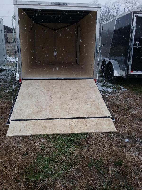2019 Impact 7x14 Tremor Enclosed Cargo Trailer