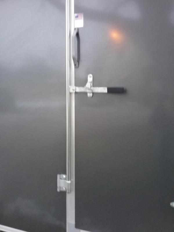 "7x16 (+12"" Additional Height) Stealth Mustang Enclosed Cargo Trailer*HAIL DAMAGED-CALL FOR DISCOUNT PRICING*"