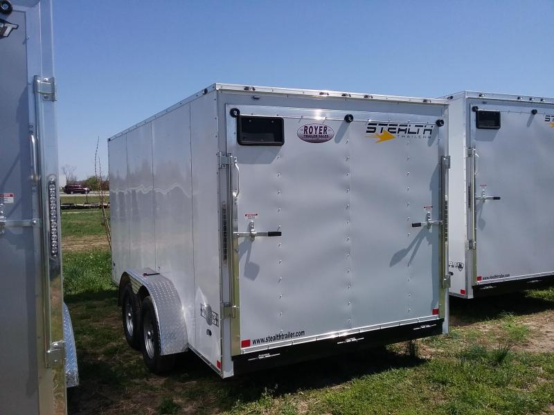 7X14 Stealth Mustang Enclosed Cargo Trailer
