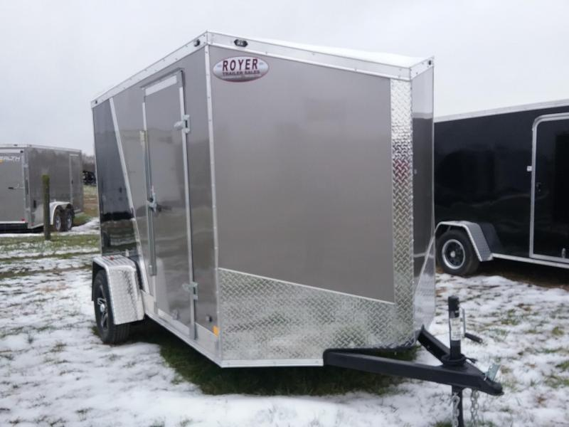 Stealth 6X10 Titan Enclosed Cargo Trailer
