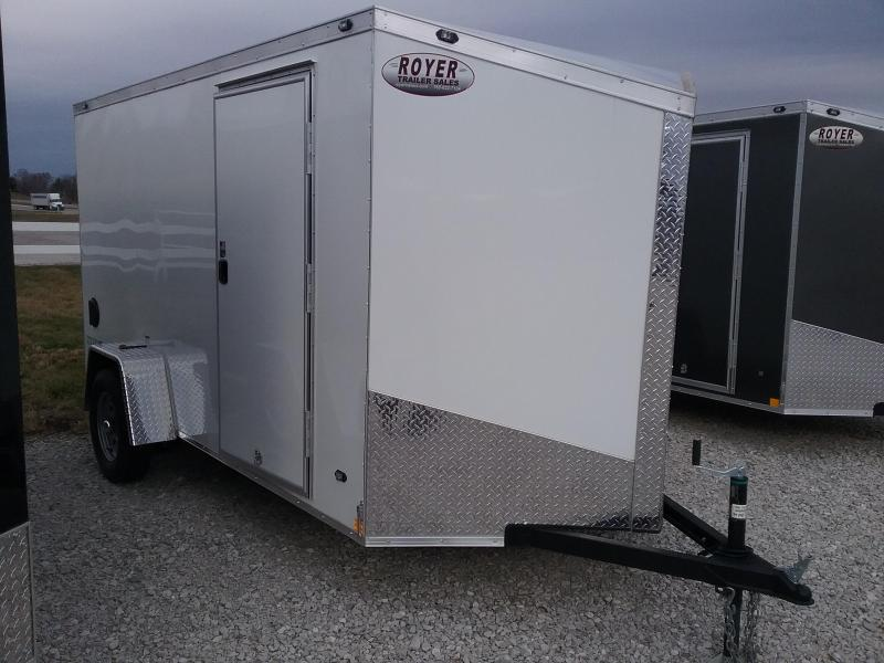 6X12 Stealth Titan Enclosed Cargo Trailer