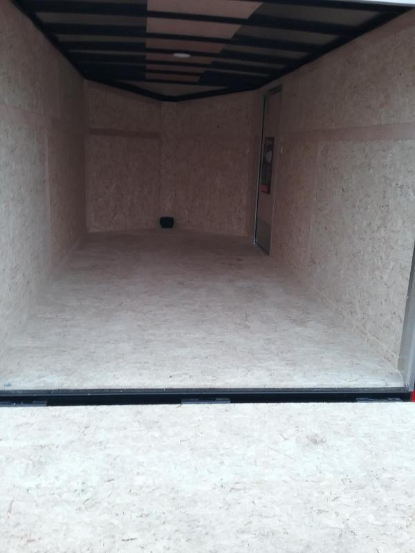 7x14 Formula Conquest Enclosed Cargo Trailer