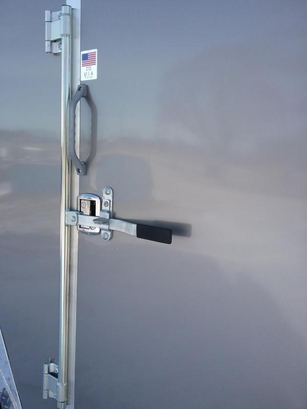 """7x14 (+6"""" Additional Height) Stealth Titan Enclosed Cargo Trailer with Flash Package"""